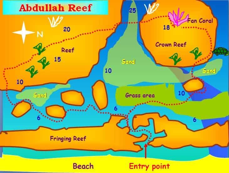 King Abdullah Reef