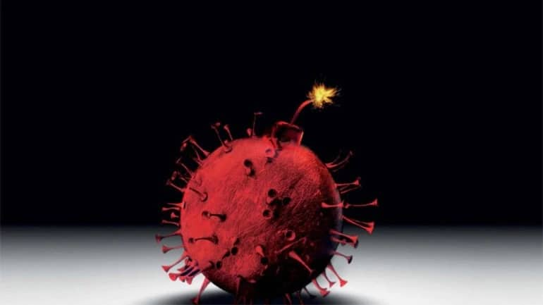 Coronavirus (COVID‑19) look like bump