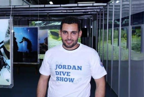 Amer Bitar master scuba diver trainer