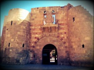 Mameluk castle. what to do in aqaba