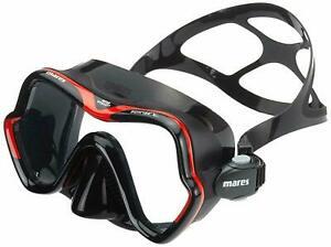 Mares mask One vision sunrise Aqaba