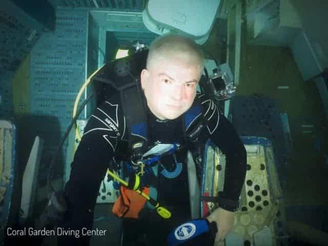 Tristar diving in Aqaba