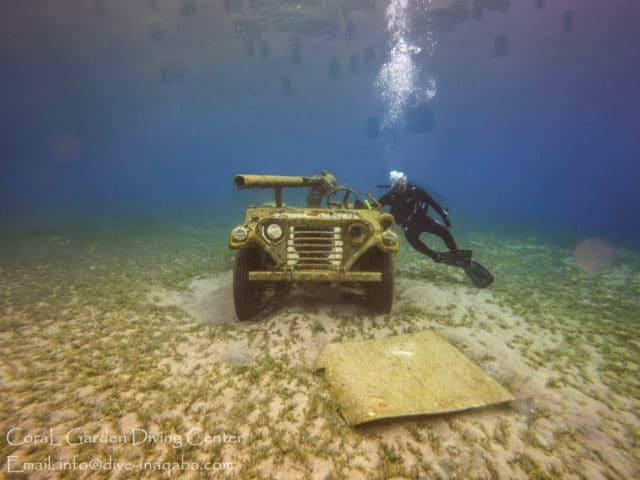 underwater museum wreak
