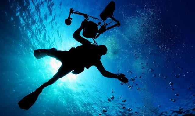 padi underwater photography course aqaba, Курсы дайвинга в Иордании